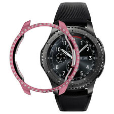 Cover Diamond Frame PC Watch Case For Samsung Galaxy Watch 46mm 42mm Gear S3