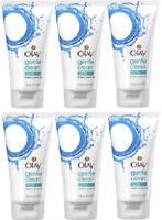 Olay Gentle Clean Foaming Face Cleanser for Sensitive Skin 5.0 oz (6 Pack)