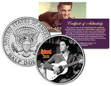 Elvis Presley - Movie * Spinout * Jfk Kennedy Half Dollar U.S. Coin * Licensed *