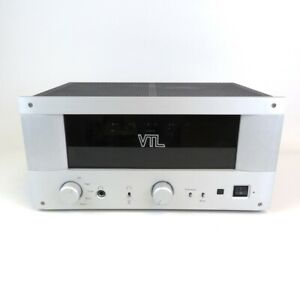 VTL IT-85 stereo integrated valve amplifier   ideal audio