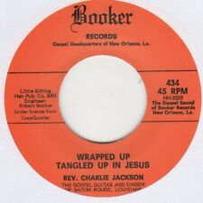 REV. CHARLIE JACKSON  MORNING TRAIN BOOKER records 2nd  Soul Northern Motown