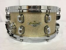 "Tama Starclassic Maple 13"" Dia. X 6"" Deep Snare Drum/Champagne Sparkle/BRAND NEW"