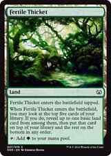 Fertile Thicket NM X4 Duel Decks: Nissa vs. Ob Nixilis MTG Magic  Land Common