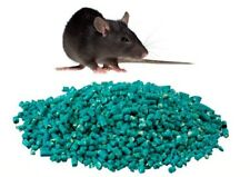 TOMCAT PELLETS 1kg Rat & Mouse Bait Poison Rodenticide Bromadiolone Single Feed