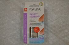 EVELINE INSTANTLY WHITER NAILS 3 IN 1 NAIL WHITENER 12 ML, NEW IN BOX