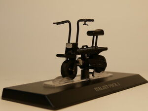 1:18 scale motorcycle model  - ITALJET PACK 2