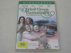 Fried Green Tomatoes At The Whistle Stop Cafe - New & Sealed - Region 4 - DVD