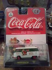 CHASE M2 COCA COLA 1960 VW DELIVERY VAN 1/64 1/750