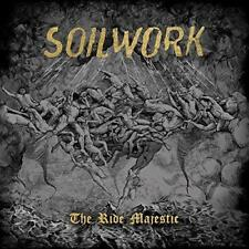 Soilwork - The Ride Majestic - Limited Edition (NEW CD)