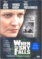 WHEN THE SKY FALLS NEW DVD FREE SHIPPING