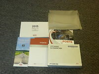 2015 Kia Forte Owner Owner's User Guide Manual LX EX SX 2.0L 1.8L
