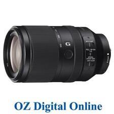 Sony SEL Auto & Manual Focus SLR Camera Lenses