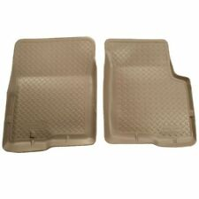 Husky Liners 33903 Front Seat Floor Liner Mats Tan For 2000-2005 Ford Excursion