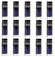 Maybelline Colorshow Nail Polish, 350 Blue Freeze CHOOSE YOUR PACK