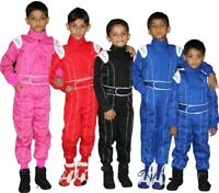 Karting Go Kart Race Rally suit Poly cotton One Piece Overall CHILD (PRIORITY)