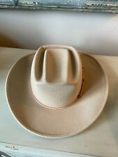 New listing Always on Top K bar K vintage western cowboy hat 100% virgin wool