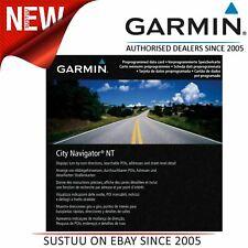 Garmin City Navigator NT Reino Unido-Irlanda Mapas Tarjeta Micro SD │ para GPS Sat Nav