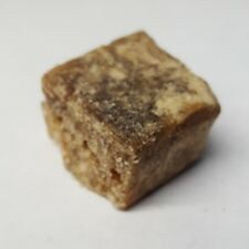 Raw Original Amber perfume block in wax mix - real good old stuff