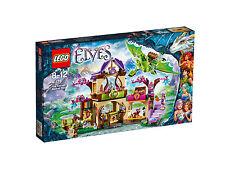 Lego Elves 41176 The Secret Market Place Retired Set