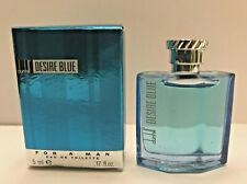 DESIRE BLUE Alfred Dunhill Men 5ml/.17oz  EDT Cologne New In Box Miniature MINI