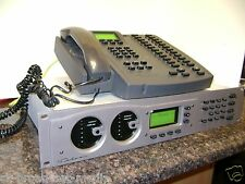 Telos Two X 12 POTS/IP 6 Line Broadcast Studio Talk Show Phone System,comrex