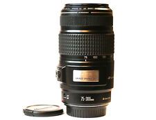 Canon EF 75-300mm f4-5.6 IS USM Zoom Lens - Very Nice!