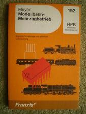 Modellbahn-Mehrzugbetrieb - selektive Loksteuerung, Lokomotiv-Empfänger, Fahrstr