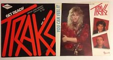 LOT DISQUES MAXI 45T SPECIAL TRAKS YOU CAN FEEL IT - GET READY