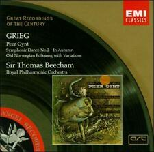 Grieg: Peer Gynt, Symphonic Dance No. 2, In Autumn, Old Norwegian Folk Song with