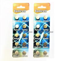 20 X EUNICELL AG13 LR44 1.5V Batteries LR 44 A76  357