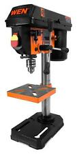 Powerful Versatile Compact Drill Press 8 in. 5-Speed Motor: 120V, 60Hz. 1/3 HP.