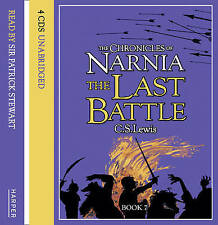 The Last Battle (Chronicles of Narnia): Complete & Unabridged, Lewis, C. S., New