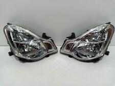JDM 05-12 Nissan BLUEBIRD SYLPHY G11 Halogen Headlights Lamps Lights Set OEM