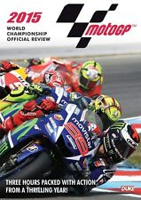 MotoGP Bike World Championship - Official review 2015 (New DVD)