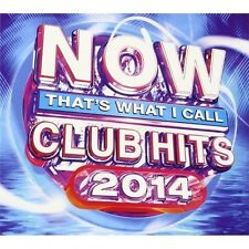 NOW That's What I Call Club Hits 2014 CD - Brand New!