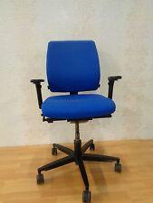 Sedus Early Bird EB-100 Drehstuhl ergonomischer Stuhl Bürodrehstuhl blau
