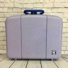 VTG Caboodles Purple #2767 Make Up Craft Organizer Storage Case Lipstick Insert