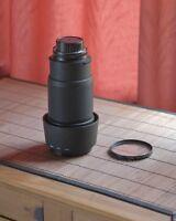 Nikon Nikkor 80-200mm f/2.8 AF ED Push/Pull version + Tiffens UV filter