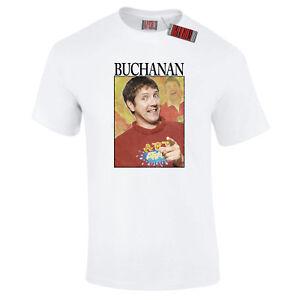 Neil Buchanan Haut Art Attaque Marseille Magazine Drôle T-Shirt