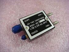 PCB Piezotronics Model 485B Sensor Signal ICP PWR Conditioner18-24VDC Input