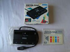 SEGA Mega Drive Multitap Adapter 4 Player Controller SMD HAA-2652 Boxed Tap