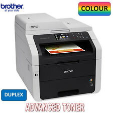Brother MFC-9140CDN Colour Multifunction Duplex Laser Printer