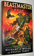 Beastmaster : Myth by Richard A. Knaak and Sylvio Tabet (2009, Paperback)