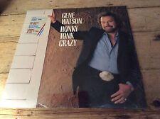 Gene Watson-Honky Tonk Crazy LP Epic CBS 1987