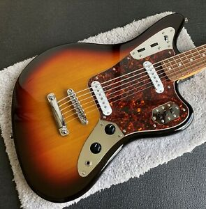 2004 Fender Jaguar Bottom Master JGB-95SFZ 3TS Japan CIJ Baritone Guitar Fuzz