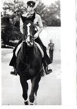 Princess Anne on Horse  - press photo
