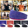 Fashion Unisex Sweat Sweatband Headband Yoga Gym Running Stretch Sport Head Band