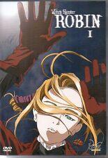 WITCH HUNTER ROBIN VOL. 1 - DVD (USATO OTTIMO)