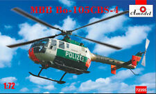 1/72 Amodel MBB Bo-105 CBS-4 Police helicopter 72355