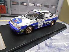 SUBARU Legacy Impreza RS Rallye Manx 1991 #2 Chatriot Rothman s HPI UMBAU 1:43